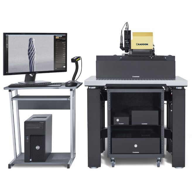 CERES - 3D printing system - prints complex and pure 3D metal objects at the micrometer scale.