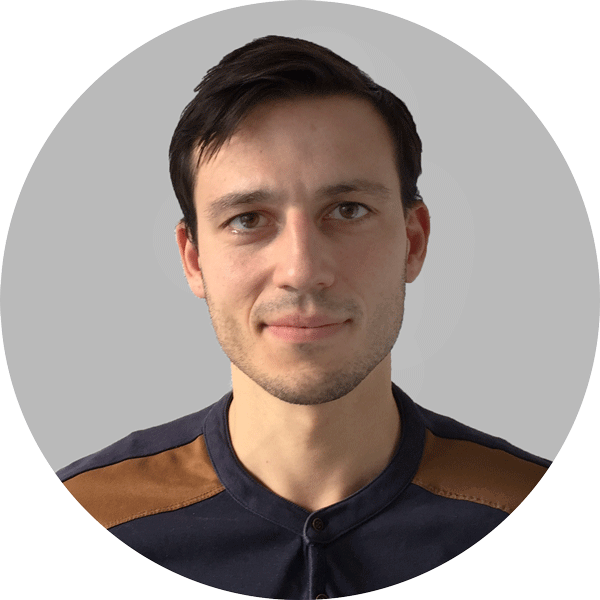 Profile picture Luca Christen, Software Engineer, Exaddon